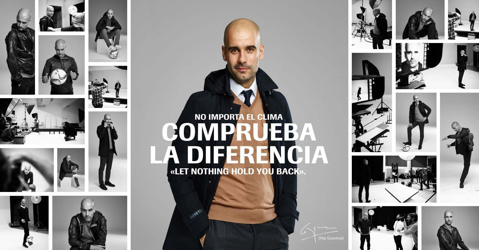 MANUEL FERRIGATO EXPERIENCE THE DIFFERENCE